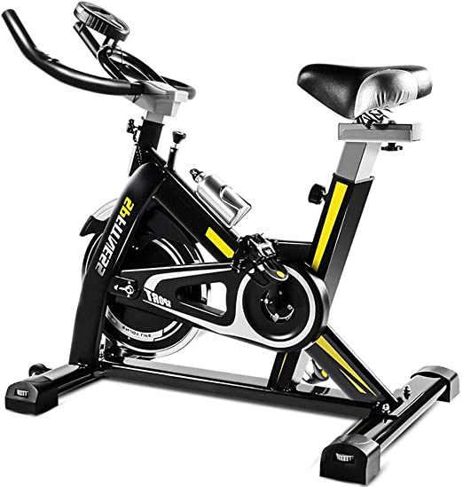 NgMik Home Fitness Equipment Silencio Spinning Indoor Bike Home ...