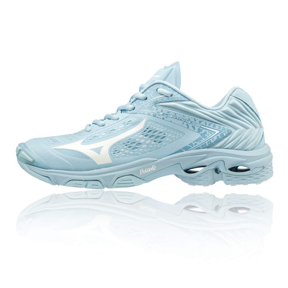 bleu 38.5 EU Mizuno Wave lumièrening Z5 Wohommes Chaussure Sport en Salle - SS19