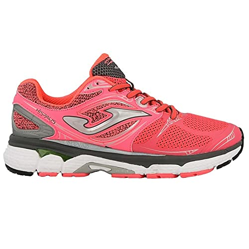 Zapatillas Joma HISPALIS Lady 707 Coral: Amazon.es: Zapatos y complementos
