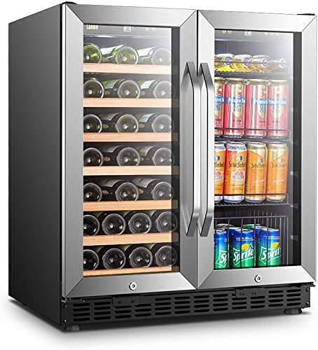 Lanbo-30-Inch-Built-in-Dual-Zone-Wine-and-Beverage-Cooler