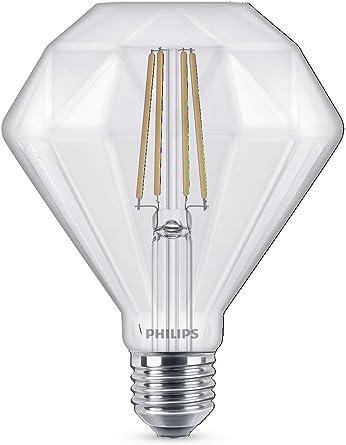 Blanc Led Argentée 48w 55w Chaud Philips Ampoule E27