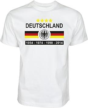 Camiseta de fútbol para hombre y mujer de Halal-Wear WM EM 2020, diseño de la Copa del Mundo de fútbol de Alemania: Amazon.es: Ropa y accesorios