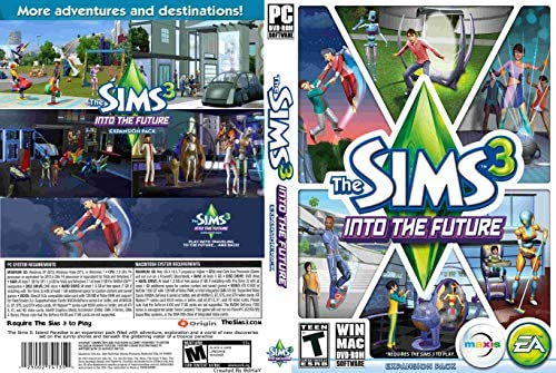 The Sims 3 Into the Future by Electronic Arts Open Region