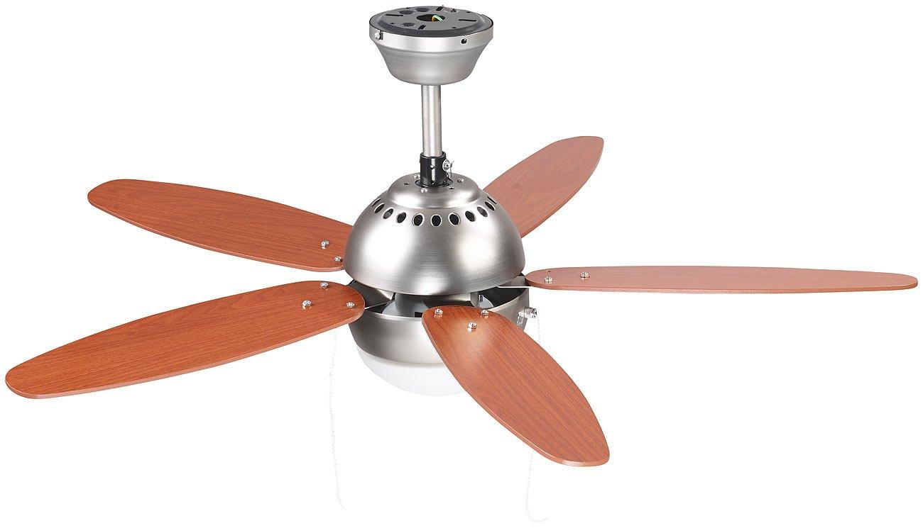 Amazon.de: Sichler Haushaltsgeräte Lampe mit Ventilator ...