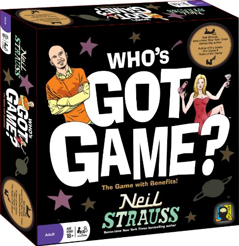 Price comparison product image Who's Got Game by Neil Strauss