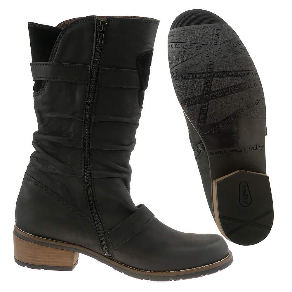 Wolky Damenschuhe Vista 0554 800 schwarz Ascota Lea Stiefel Stiefel Stiefel 90f6ef