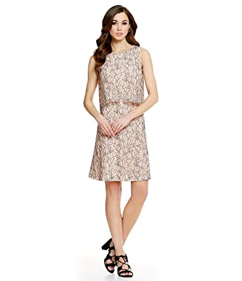 94906bf6b28 Antonio Melani Emma Two-Tone Lace Dress