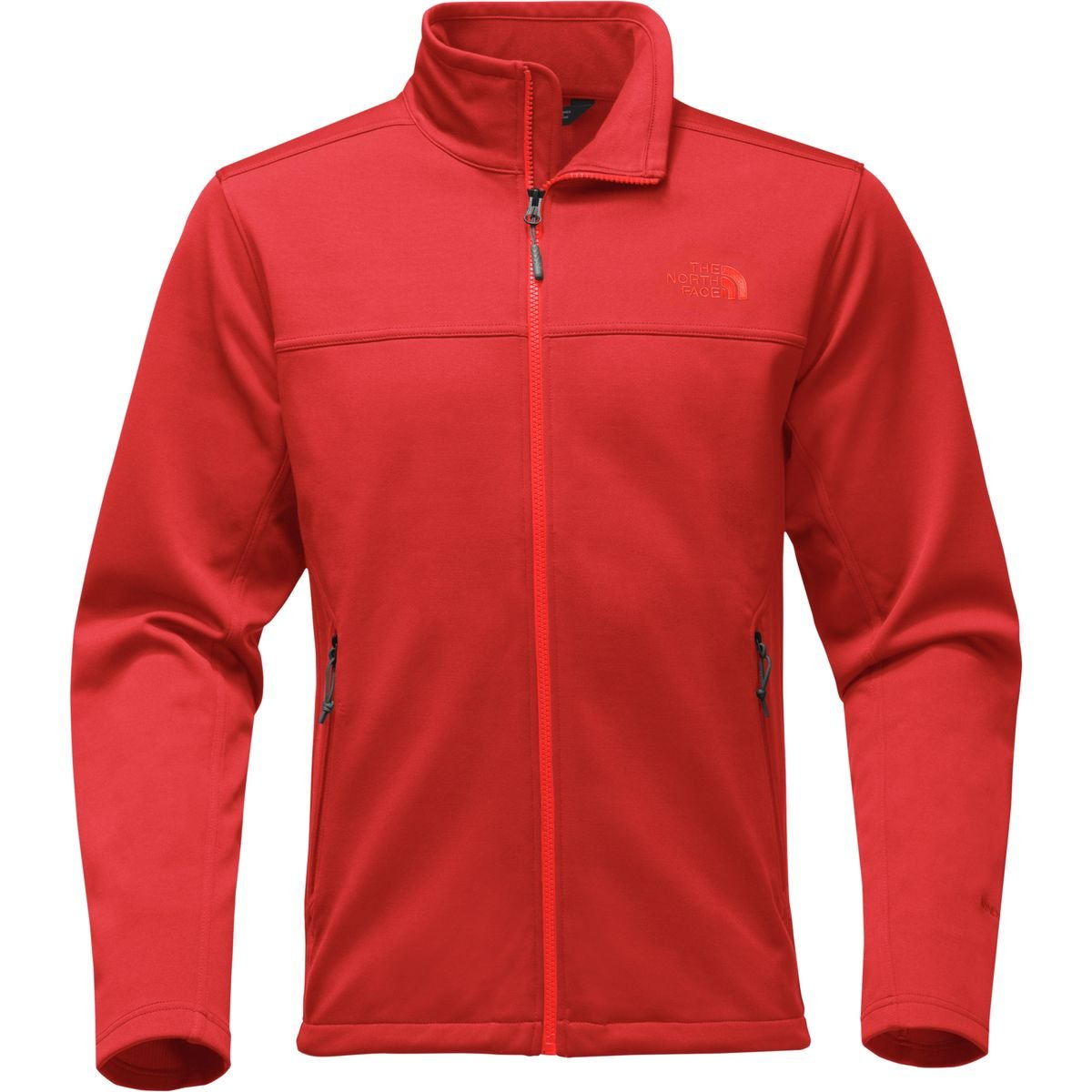 The North Face Men's Apex Canyonwall Jacket - Cardinal Red/Cardinal Red - XL (Past Season)