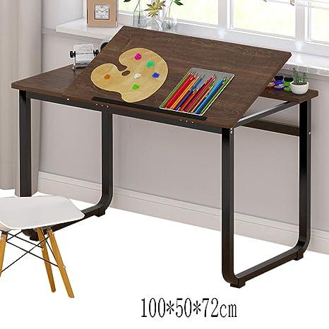 Escritorio para computadora portátil,mesa de dibujo de ...