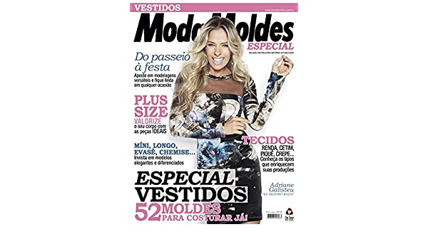 Moda Moldes Especial 18 (Portuguese Edition) - Kindle edition by On Line Editora. Arts & Photography Kindle eBooks @ Amazon.com.