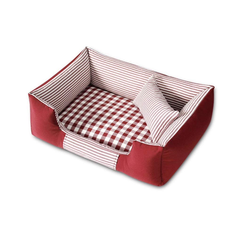 C Large C Large Pet Sofa Soft Bed For Pets, High Elastic Cotton Padded Dog Bed Basket Suitable For Large Medium And Small Dogs (color   C, Size   Large)