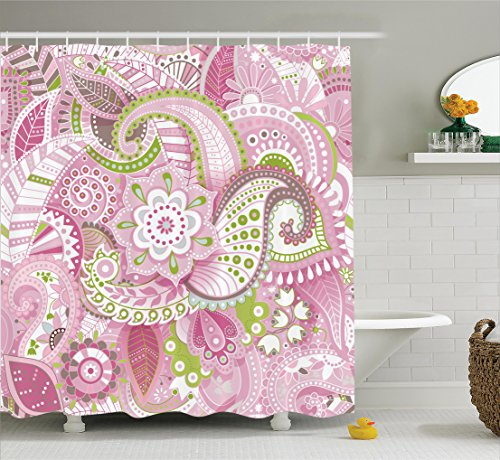 Ambesonne Collection Decorative Colorful Polyester