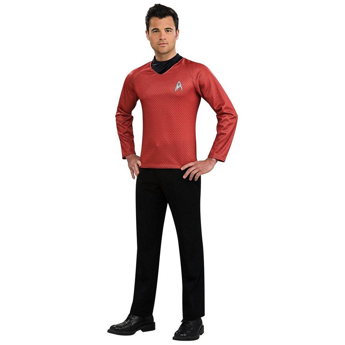 Rubies Star Trek Movie Shirt Costume