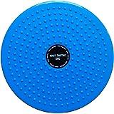 Waist Twisting Disc, PeleusTech Waist Twister Body Aerobic Exercise Figure Trimmer Balance Rotating Board - Blue