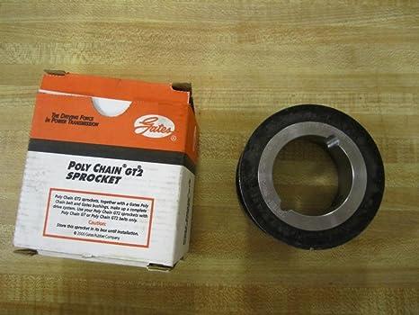 Gates 8mx-34s-36 1610 Poly Chain GTX Sprocket for sale online