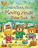 Dress the Teddy Bears Moving House Sticker Book (Dress the Teddy Bears Sticker Books)