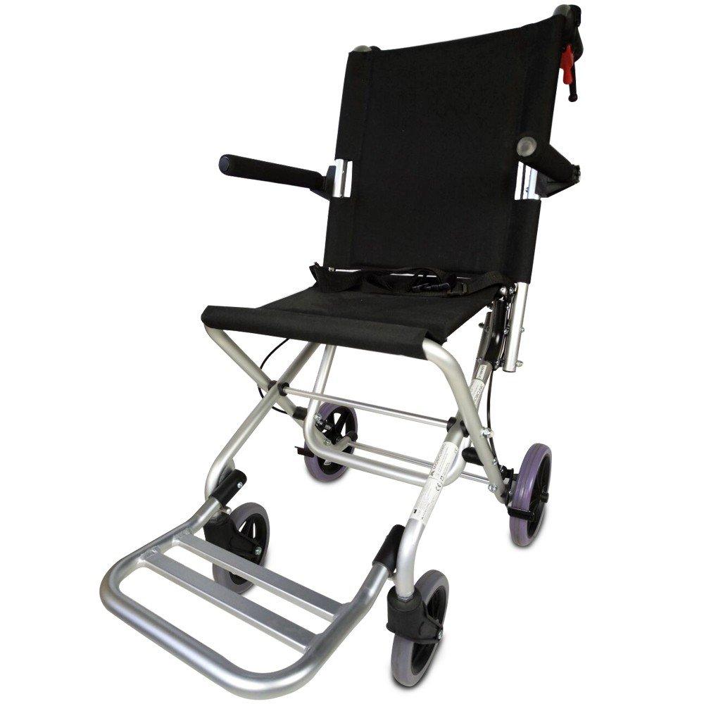 silla de ruedas estrecha más estrecha y ligera
