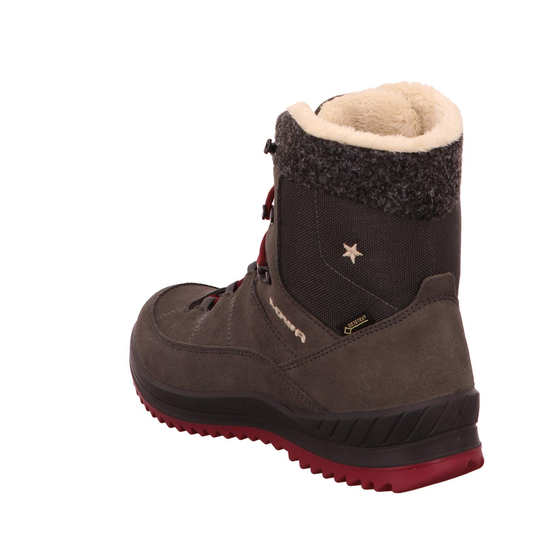 Lowa Unisex-Kinder Trekking- Calcetina GTX Mid Trekking- Unisex-Kinder & Wanderhalbschuhe 239429
