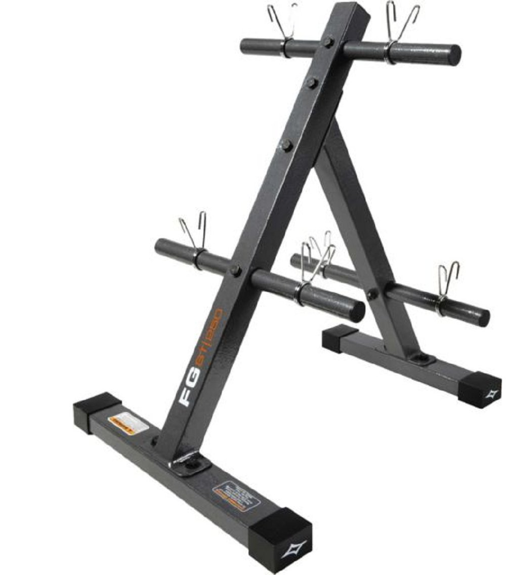Fitness Gear Standard Plate Tree by Fitness Gear