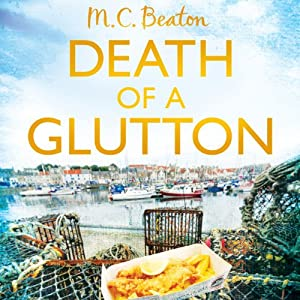 Death of a Glutton Audiobook