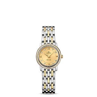 9294d28f4cb Image Unavailable. Image not available for. Color  Omega Deville Prestige  Quartz Ladies Watch ...