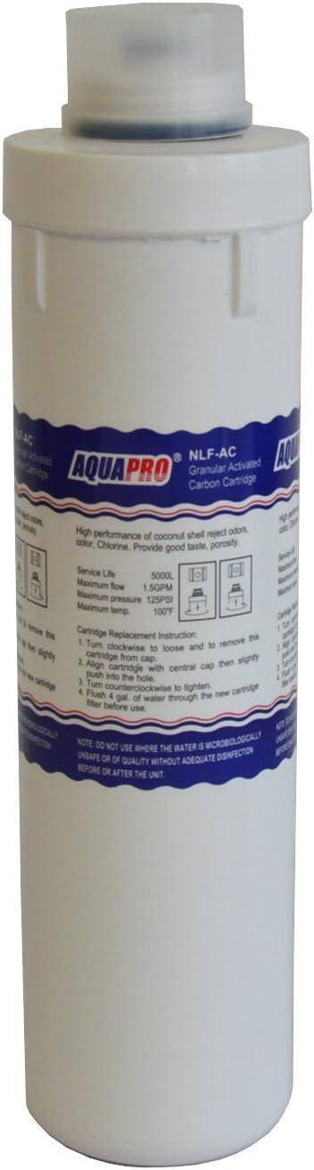 Cartuccia filtro 10 carbone attivo noce di cocco granulare PR-NLF-AC 5000L