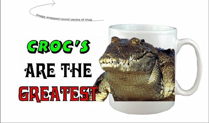 Céramique Mug En Animaux De Unique Café Tasse Des Crocodile 5AL3c4jqR