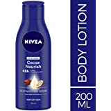 Nivea Cocoa Nourish Body Lotion, 200ml