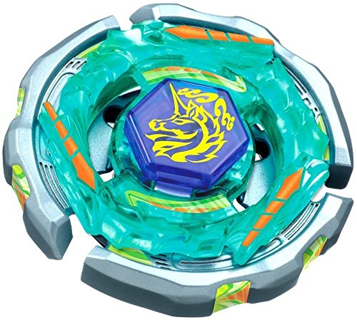 (Takara Tomy Metal Fusion Beyblade Battle Top #BB71 Ray Unicorno D125CS Starter Set)