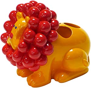 Allure Home Creations Hippo Resin Toothbrush Holder