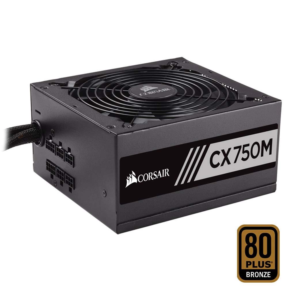 Corsair CX550 Alimentatore PC, 80 Plus Bronze, 550 W, EU CP-9020121-EU
