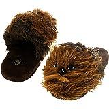 Star Wars Chewbacca Men's Plush Slippers