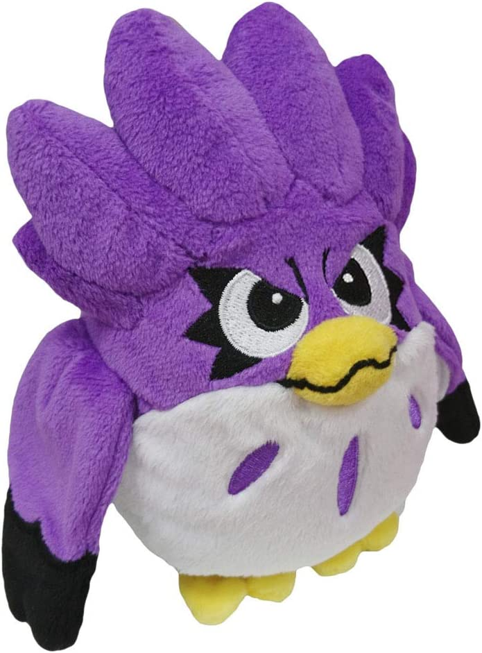Rick 5 Plush Little Buddy 1455 Kirby of The Stars Collection