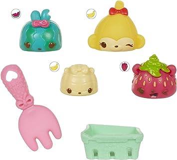 Num Noms- Starter Pack Series 3-Fresh Fruits Muñecos coleccionables y Playsets, Multicolor (Bandai 546351) , color/modelo surtido: Amazon.es: Juguetes y juegos
