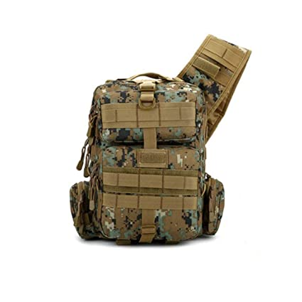 9e868dfc691 Bagzar Urban Commuter Antitheft Tactical Bag for Laptop Tablet Tiffin  Heavyduty Multi pocket Crossbody Messenger Sling Bag Camouflage Green:  Amazon.in: Bags ...