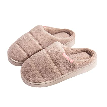De Con Mujer Zapatillas Para Bolsa Invierno Slippers Cotton qpwYx7WzEn