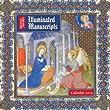 British Library Illuminated Manuscripts wall calendar 2014