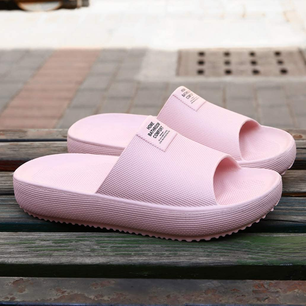 Amazon.co.jp: Thick Sole Slippers