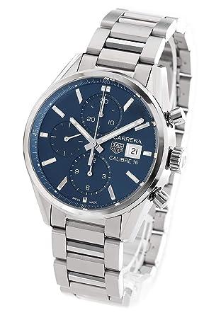 check out 61fc1 a358c Amazon | タグホイヤー カレラ クロノグラフ 腕時計 メンズ TAG ...
