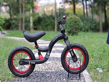 HYYQG Bicicleta De Equilibrio para 2-6 AñOs -Chicas Chicos- Sin ...