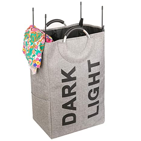 Amazon.com: Wanapure - Bolsa de lavandería de malla para ...