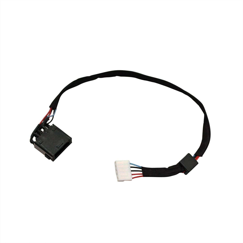 Gintai DC Power Jack C/âble de Charge pour Lenovo Yoga Y50 Y50-70 DC30100RB00 Y70-70 Y70-70T 5C10G59759 80DU 5C10F78825 E50-80 DC30100TY00