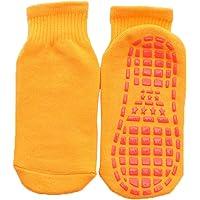 Wamvp Unisex Calcetines Antideslizantes de Deporte Calcetines Antideslizantes para Hombre Mujer Niños Niñas para Yoga…