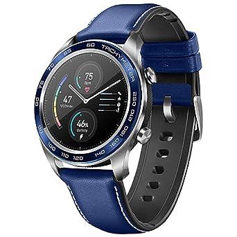 Montre ConnectéE Run VéLo Natation Montagne Fitness Trackers DActivité PodomèTre Moniteur De Sommeil,GPS 1.2 Amoled ÉCran Couleur 390 × 390,Smartwatch ...