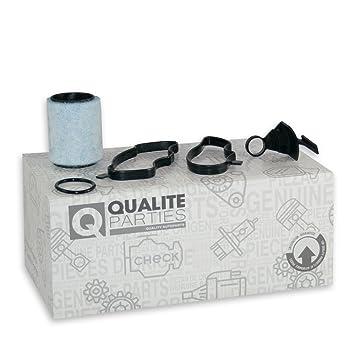 Filtro separador de aceite para válvula de ventilación del cárter