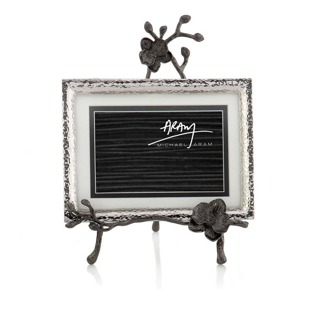 Michael Aram  Black Orchid Convertible Easel Frame by Michael Aram