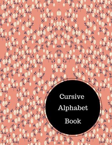 Cursive Alphabet Book: Cursive Small Alphabets Worksheets. Large ...