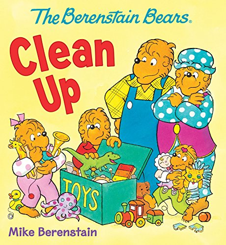The Berenstain Bears Clean Up