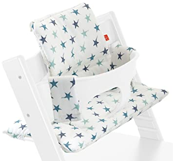 Stokke – Kissen für Tripp Trapp Aqua Star mehrfarbig: Amazon.de: Baby