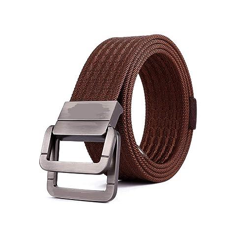 GXSCE-El cinturón, cinturón para Hombre, cinturón elástico ...